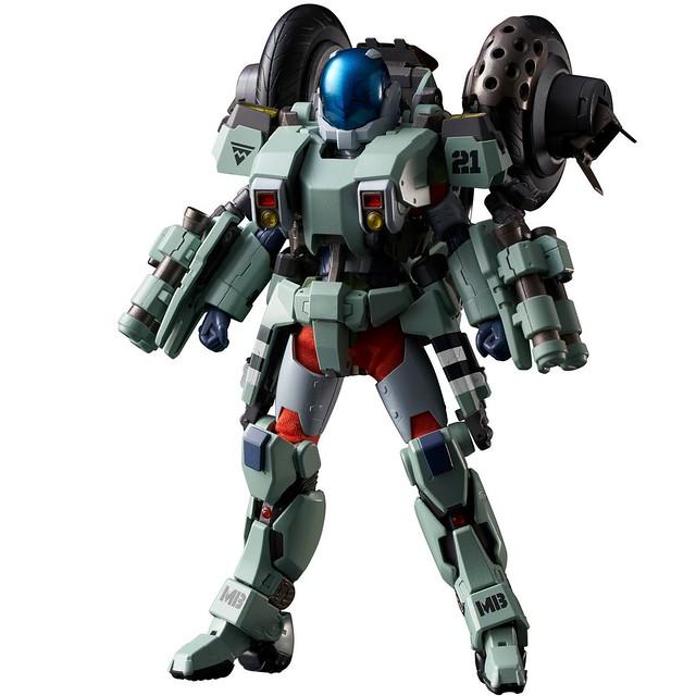 """千値練 RIOBOT 《太空戰神》MOSPEADA""""Stick機"""" 完全變型 1/12比例尺寸! VR-052F モスピーダ""""スティック"""""""