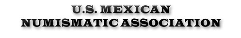US-Mexican Numismatic Association logo