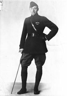 Major William George Barker / Major William George Barker