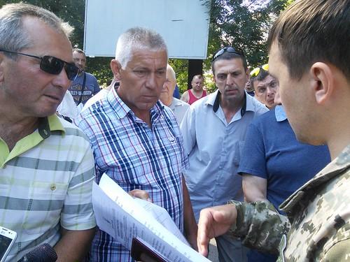 Рівненський військовий полігон: стріляють мисливці
