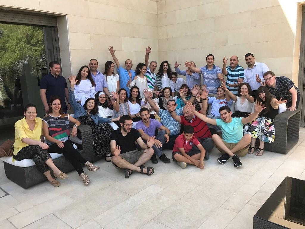 Jordan 2017 - family