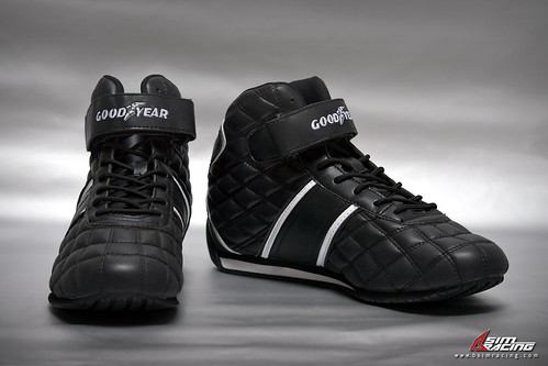 Goodyear Clutch Racing Shoes Review - Front