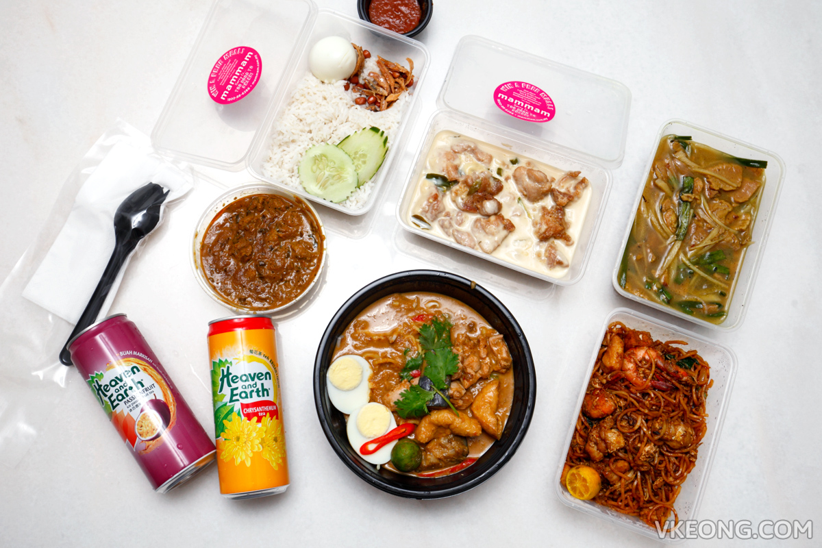 Mammam Malaysian Asian Food Delivery
