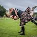 Icelandic Backhold Wrestlers