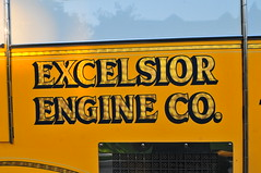 Pearl River Fire District Excelsior Engine No. 1 Engine 12-2000