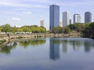 Moat, Osaka