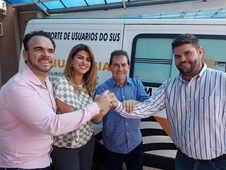 Paulinho da Força destina R$ 100 mil para Bálsamo