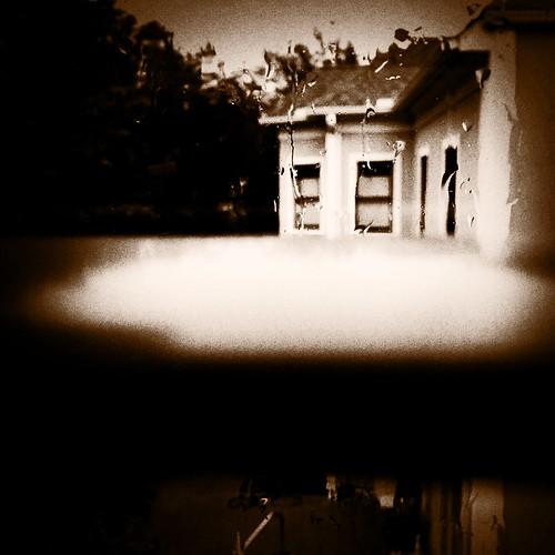 rain house iphone texas houston squarecrop sepia blackandwhite hurricaneharvey august 2017