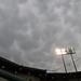 Mammatus over the ballpark