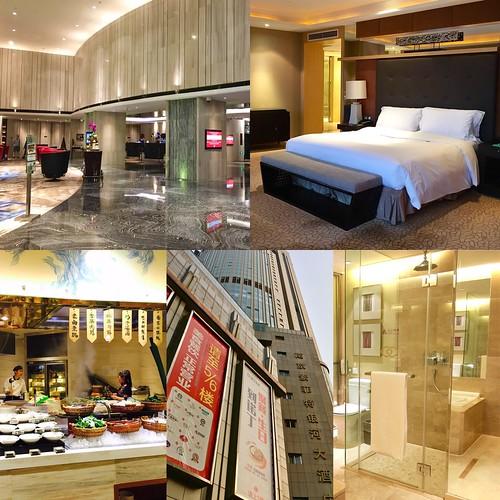 [南京住宿推薦] 南京索菲特銀河大酒店, Sofitel優雅國際五星酒店