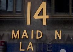 14 Maiden Lane
