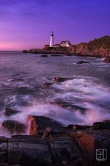 Portland Head Lighthouse, Sunrise