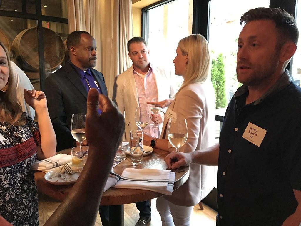 Nashville Alumni & Friends Social, 8/10/17