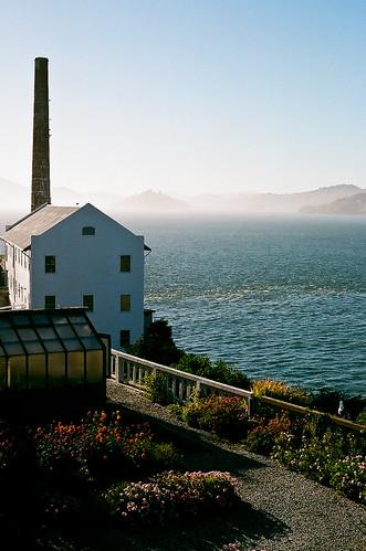 Gardens on Alcatraz Island