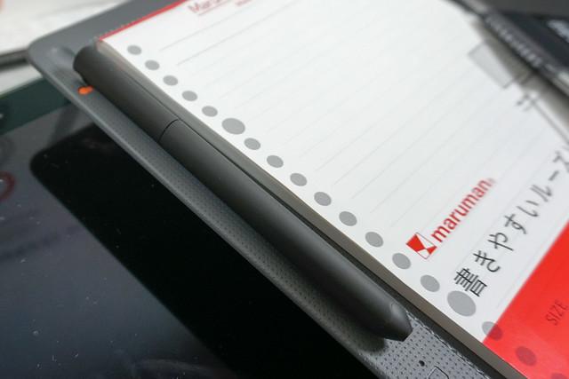 ワコム Wacom Bamboo Slate S A5対応 ミディアムグレー スマートパッド 電子ノート ボールペンで紙にメモやスケッチを書いてデジタル化 スマホ タブレット対応 CDS610S