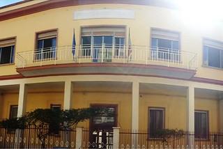 Noicattaro. Scuola Rocco Desimini front