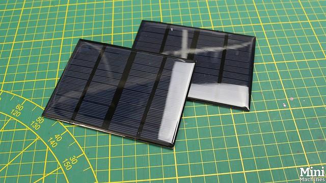 Construire un panneau solaire à 5€ - 003
