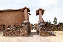 Cuarteles de Chasqui Wasi