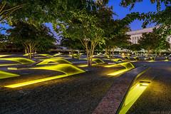 National 9-11 Pentagon Memorial - Arlington, Virginia