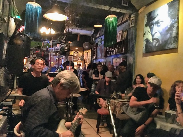 Adhere The 13th Blues Bar - Bangkok