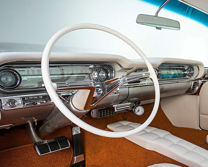 1960 Olds Super 88df