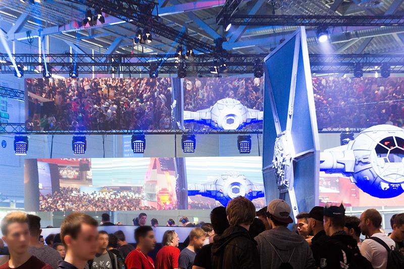 Köln I - Gamescom