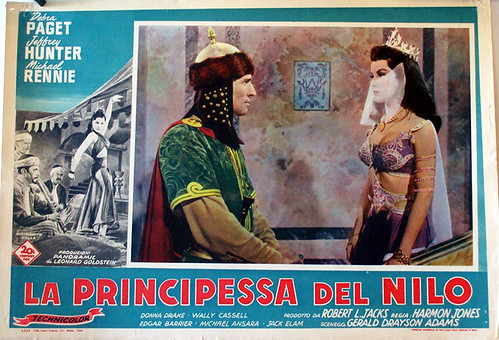 Princess of the Nile - lobbycard 1