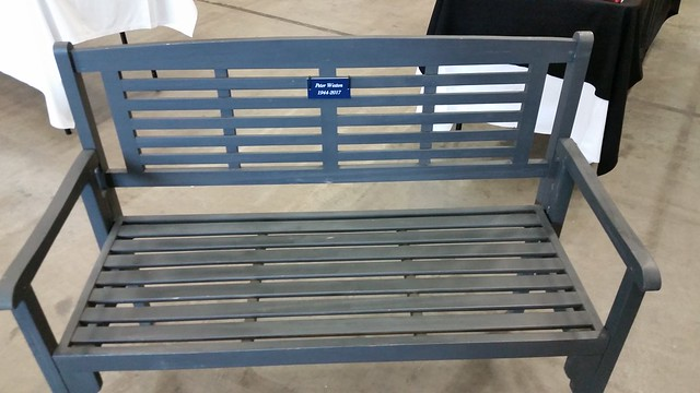 Peter Weston's Bench