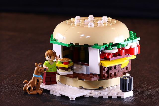 LEGO Burger House