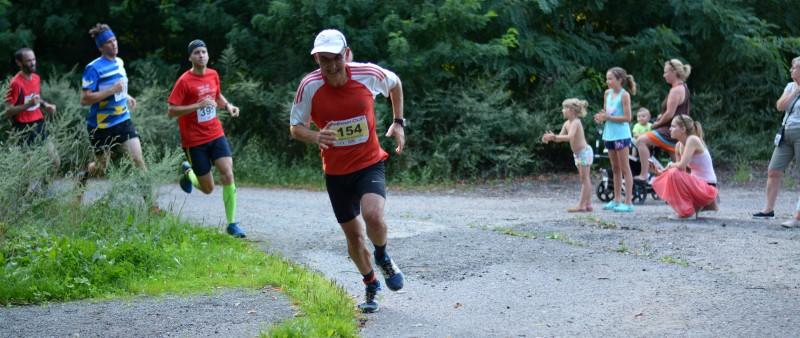 Běžce na Triexpert Cupu potrápila kombinace kopců a vedra. Čípa však zaběhl rekord