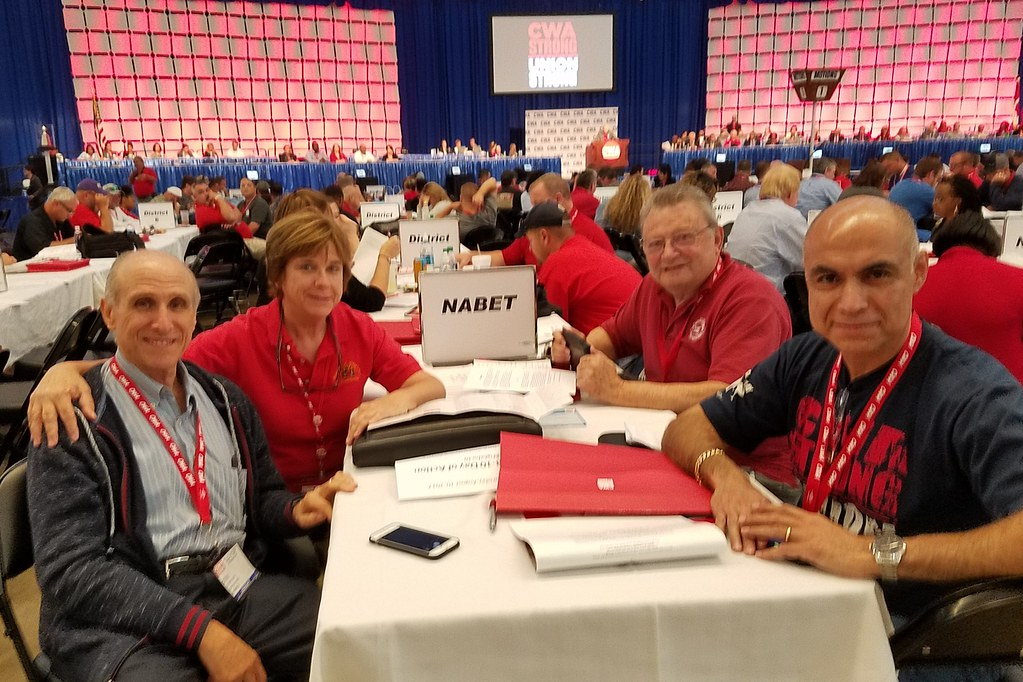 CWA Convention in Pittsburgh, PA