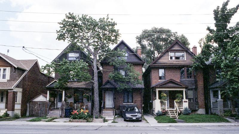 Woodbine Houses