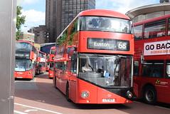 GA LT671 @ London Waterloo bus station