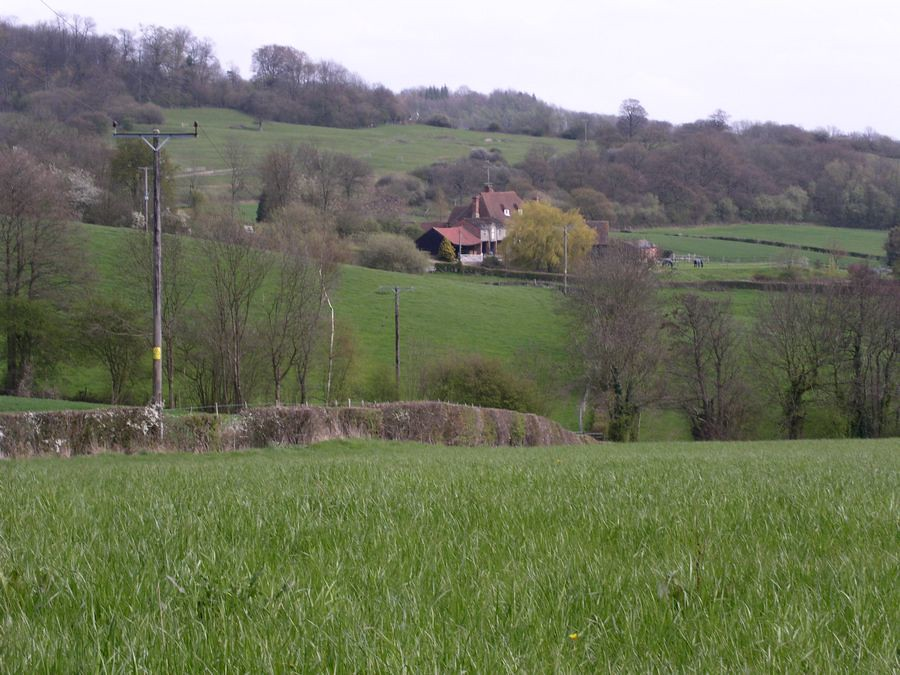 Near Ide Hill
