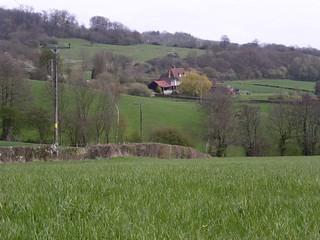 Near Ide Hill