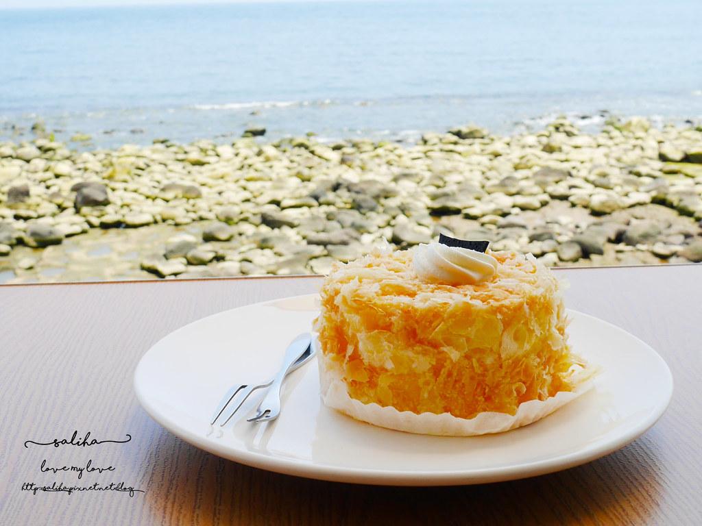 新北金山北海岸海景餐廳推薦洋荳子海邊咖啡館 (20)