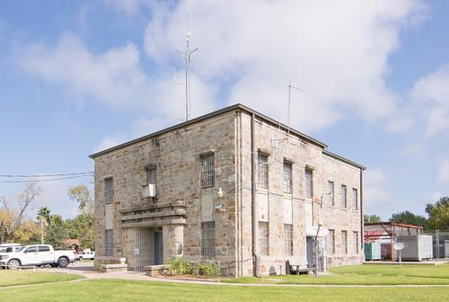 Trinity County Jail, Groveton, Texas 1709161018