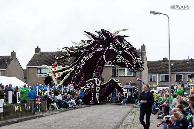 Bloemencorso Sint Jansklooster 2017