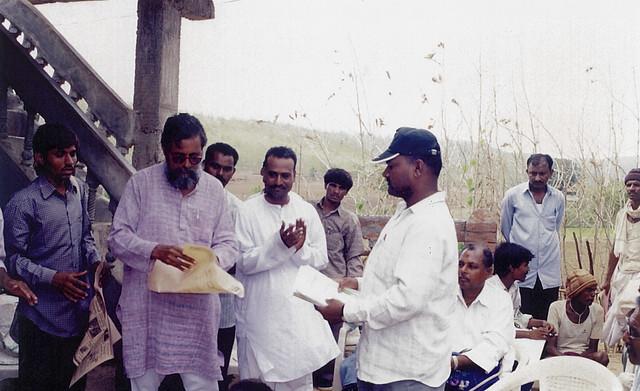 5th Kasana To Koba (Gujarat-Rajasthan) June,2000