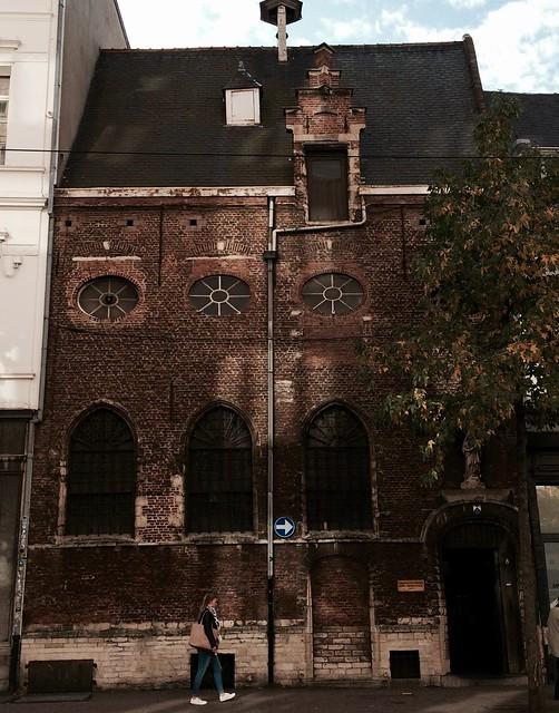 Kapel Onze Lieve Vrouw van Toevlucht, Antwerpen