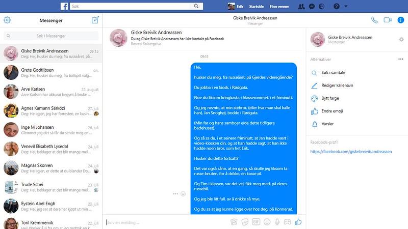 facebook giske 2