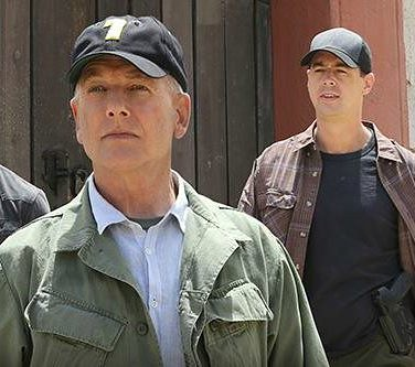 NCIS - Gibbs and McGee