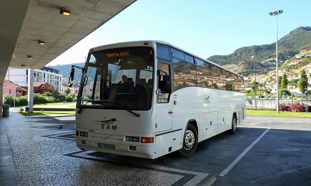 Madeira bus, Panasonic DMC-FZ38
