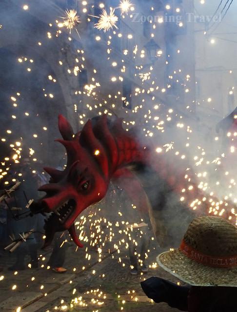 Santa Tecla Festival Tarragona