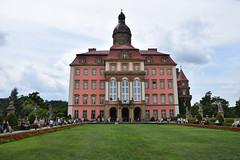 Poland - the Książ Castle