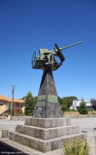 Monumento aos Combatentes do Século XX - Campia - Portugal 🇵🇹