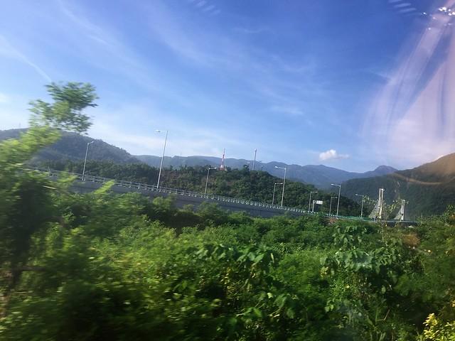 搭乘普悠瑪火車 (6)