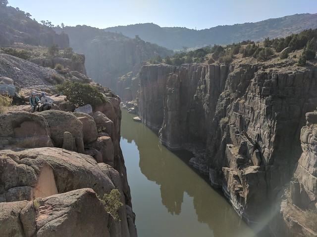 Fremont Canyon gorge