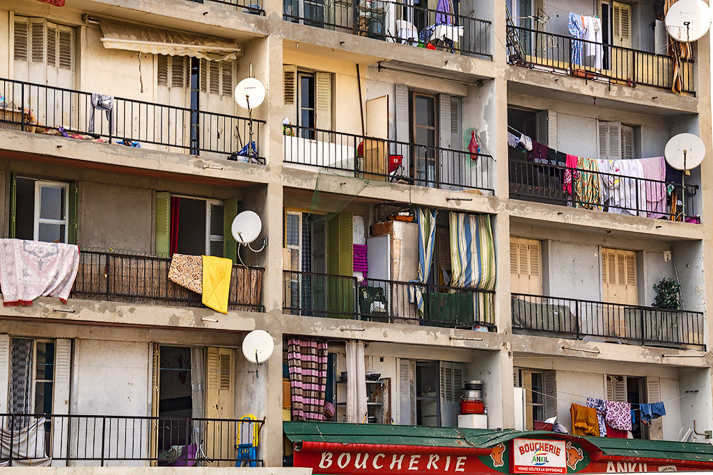 Housing in Felix Pyat 2--Marseille