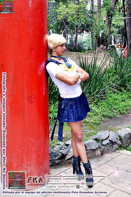 Sesión fotográfica Sailor Moon 03